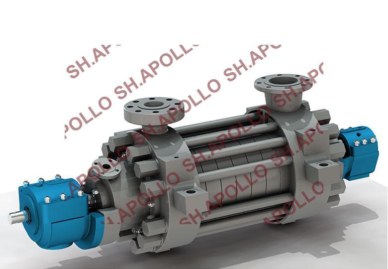 节段式多级泵AD系列