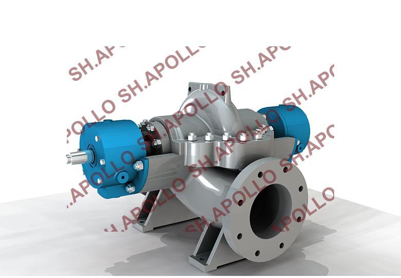 单级双吸泵ACS系列
