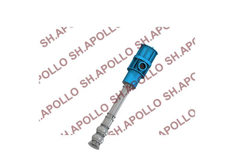 立式长轴泵AL系列
